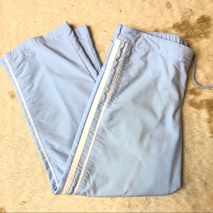 adidas Pants & Jumpsuits - Vintage Adidas Pants Small Womens Tracksuit Blue 4
